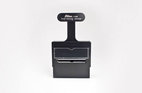 With The New Super S 600 You Could Creat Your Own Personalized Rubber Stamps Whenever Need It